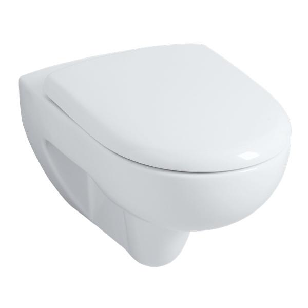Pack wc suspendu b ti avec cuvette allia prima rimfree for Cuvette wc suspendu geberit