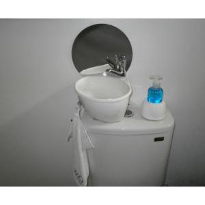 WiCi Mini mirror splash guard