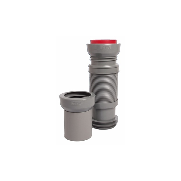 flexible ceta multibati waste pipe for wall mounted. Black Bedroom Furniture Sets. Home Design Ideas