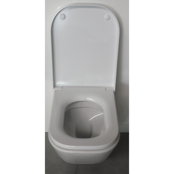 Cuvette wc the gap wici concept - Abattant wc suspendu ...