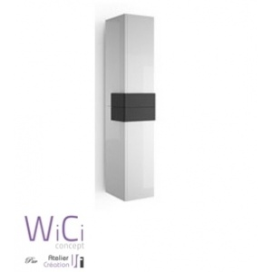 Toilet column cabinet, Cronos design