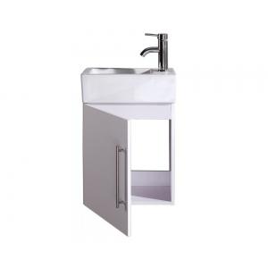 Lave-mains sur meuble WiCi Attis