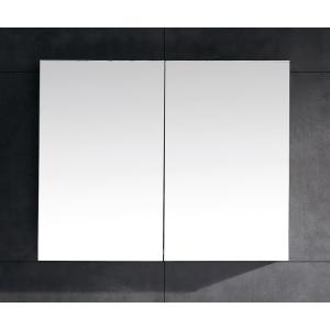 WiCi CRIOS toilet storage unit with mirror