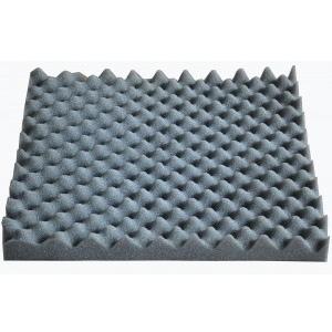 Schalldämpfenden Akustikplatte für Wand-WC