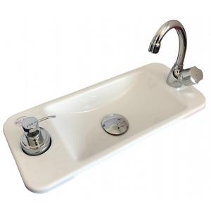Vasque lave-mains compacte WiCi Next