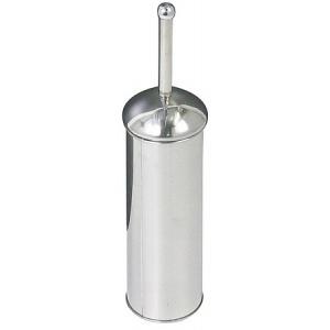 Freistehender WC-Bürstenhalter Edelstahl