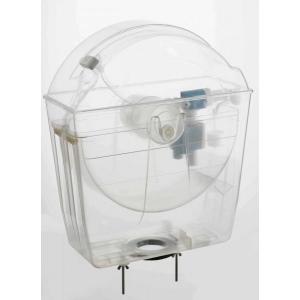 Réservoir transparent sans joint sans fuite