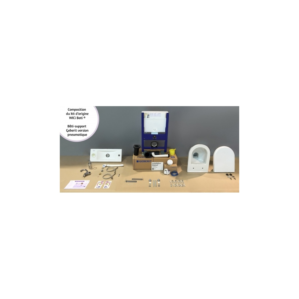 dimension wc suspendu avec bati amazing wc suspendu avec lavemains wici bati m v with dimension. Black Bedroom Furniture Sets. Home Design Ideas
