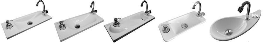 Vasques lave-mains WiCi Concept