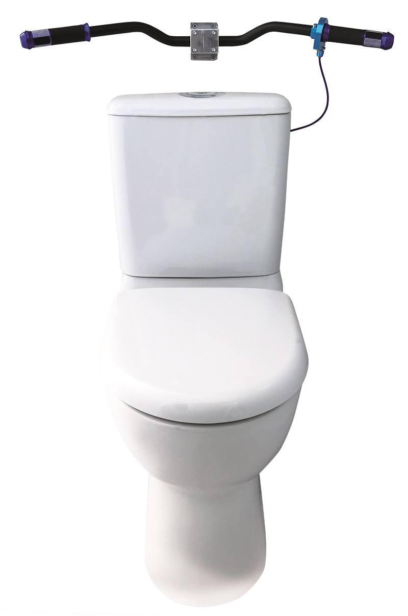 """Gaz WiCi modèle """"Sport"""" : kit de transformation WC façon ..."""