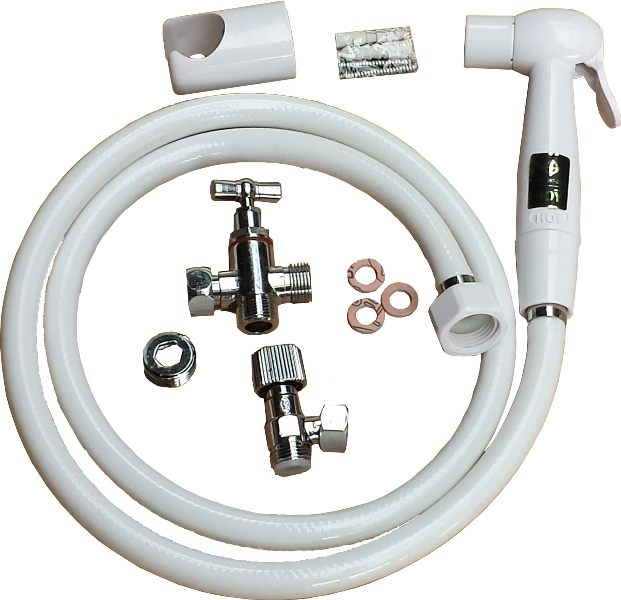 WC HOY complet Bidet sprayer kit